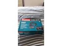 Makita 18v LXT cordless jigsaw DJV180Z for sale brand new in box never used.