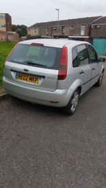 CAR FOR SALE. RECENTLY SERVICED, MOT TO END OF AUG 2019. CALL FRANK ON 07448504264