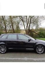 Audi A3 S line Sportback DOORS