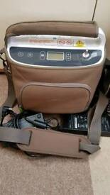 Philips Respironics Simplygo Portable Oxygen Concentrator - Excellent condition