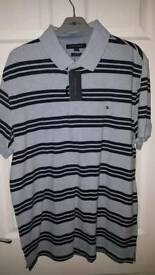 Tommy Hilfiger polo top XXL