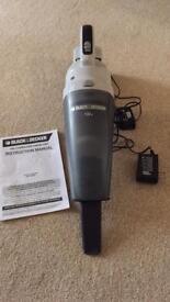 Black & Decker vacuum