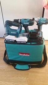 Brand new Makita set