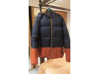 Quiksilver waterproof puffer jacket (Medium)