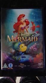 Little Mermaid Disney Classic dvd (brand new)