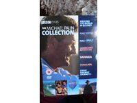 Michael Palin DVD collection