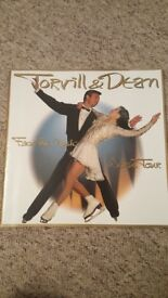 Torvill and Dean - Farewell Tour 1995 - Souvenir Programme
