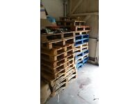 FREE FREE 20 Mix (heavy duty and non-heavy duty) Pallets for FREE FREE