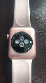 Apple Watch 42mm Series 2 Rose Gold Excellent Condition