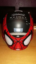 Spiderman Radio/CD Player