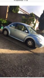 For Sale VW Beetle 1.4