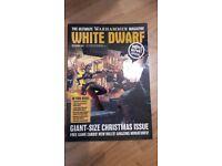Warhammer white dwarf Dec 2017