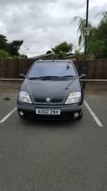 Renault megane scenic 1998cc