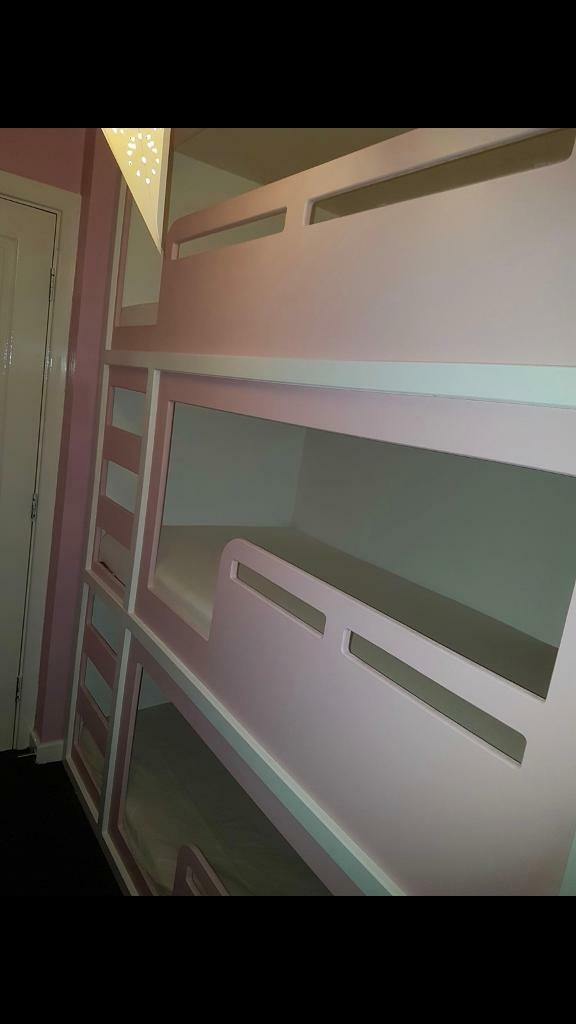 Triple Bunk Beds Custom Made In Hindley Green Manchester Gumtree
