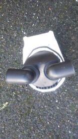 Deck flush mount hand pump or bilge pump for kayak or boat £12