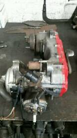 Yamaha aerox engine bottom end engine cases jog rr 50cc 70cc liquid cooled for spares repaires