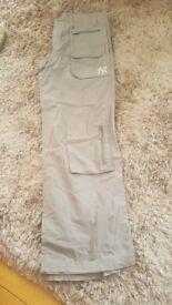 Womens NY Cargo trousers