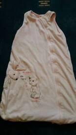 Primary 6-12 month sleeping bag/growbag