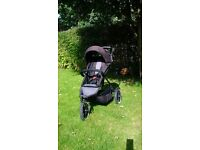 Phil & Teds sport double buggy pram