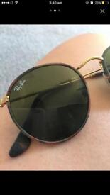 Ray Ban camo sunglasses
