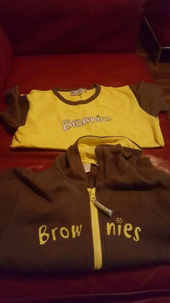 Brownies t-shirt and hoody