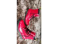 Ladies Doc Martens Size 6