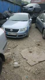 Breaking Volkswagen passat dsg 55 reg