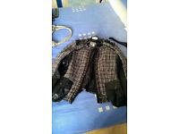 Brand new tweed jacket size 12/14