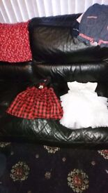 Mixed lot of baby clothes