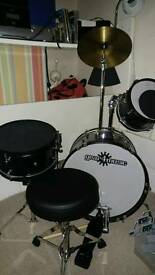 Childs drum kit