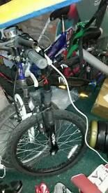 2 x Boys bike
