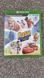 Xbox one disney rush