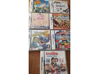 Nintendo DS games x7