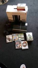Ps3 2controllers games all cables