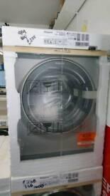 Hotpoint Silver washing machine