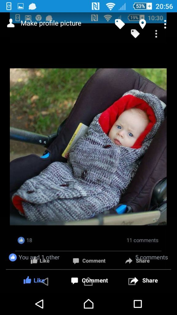 Cocoon Baby Wrap For Car Seats In Swindon Wiltshire Gumtree