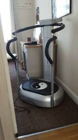 Power Plate Vibration Plate £75 ONO