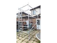 Boss youngmans aluminium scaffold towers
