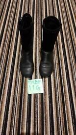 Girls school boots - Clarks