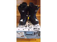 Womens Size 5 BURTON Mint Snowboard Boots