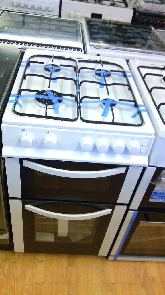 logik 60Cm Gas Cooker in Ex Display