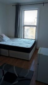 Spacious Double Room to Rent in Shared House in Brixton Road SW9.