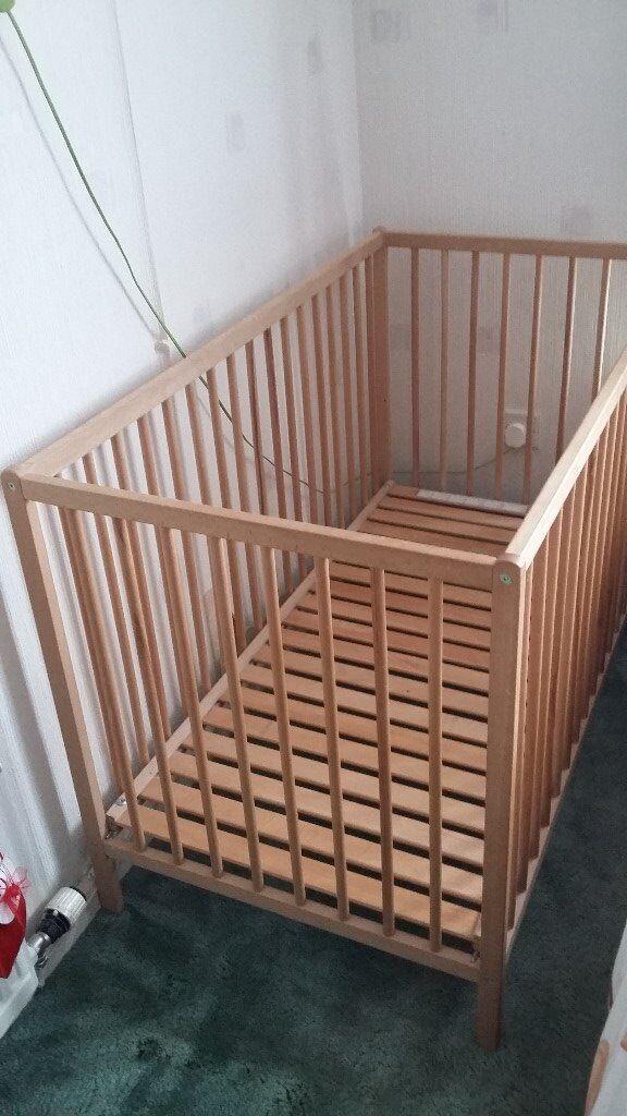 Ikea Sniglar Cot Frame (good condition)
