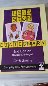 Let's Sign Dictionary for British Sign Language