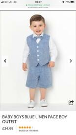 Brand New With Tags Boys Outfit