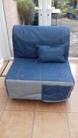 Single Fold Up Bed/Seat