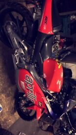 2002 Aprilia RS125 (low mileage)
