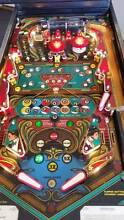 Pinball Machines Buy, Sell Trade, Repairs, Restorations Mackenzie Brisbane South East Preview