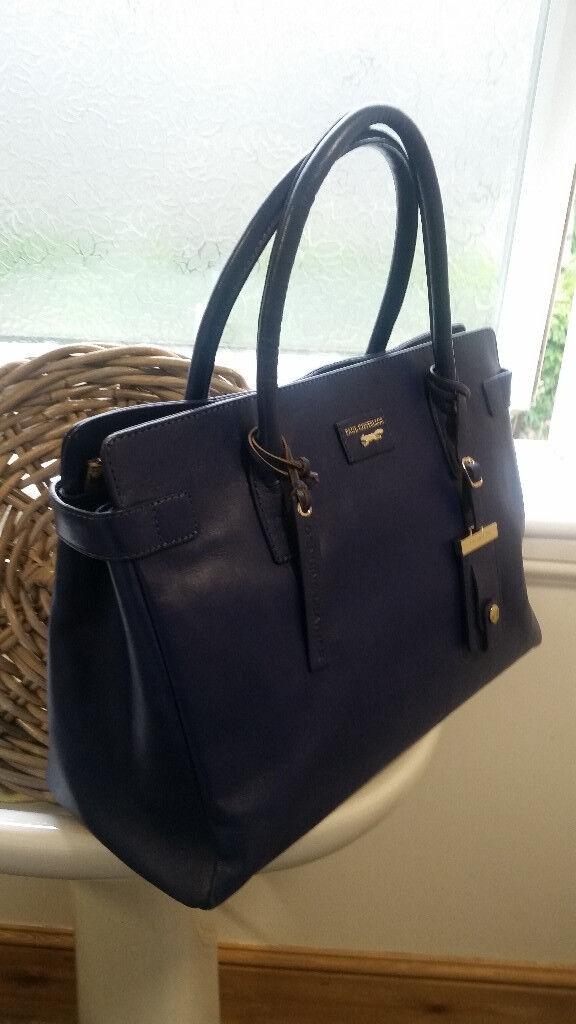 Paul Costelloe womens bag - Royal Blue