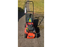 new sovereign lawnmower